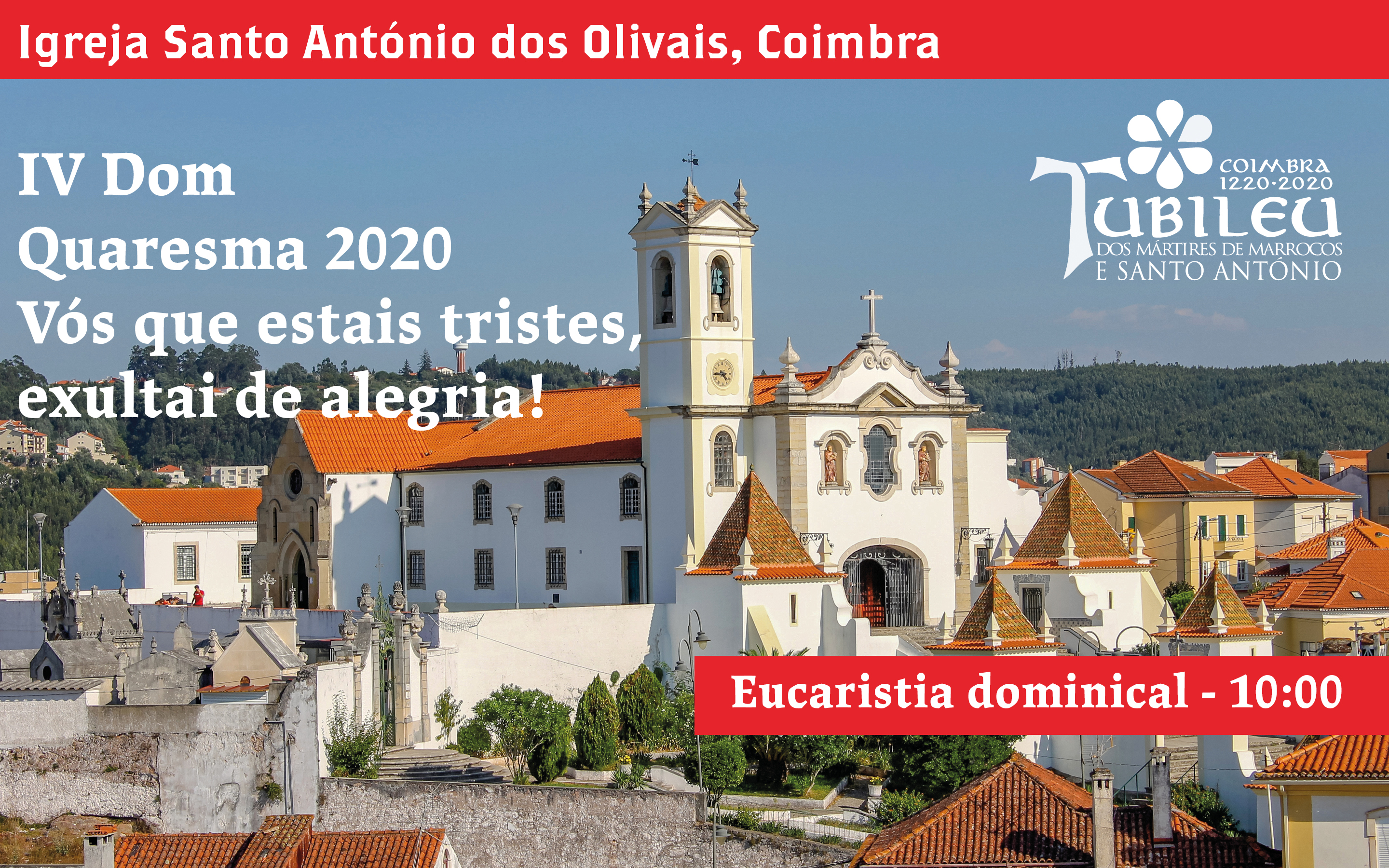 Quaresma 2020: Eucaristia dominical - 10 horas