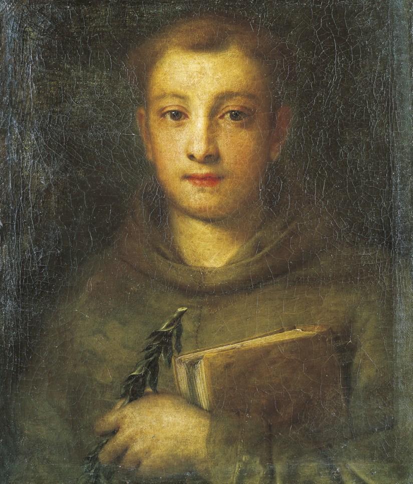 Santo António de Pádua, Pinacoteca dei Canonici, Pádua, foto Messaggero di Sant'Antonio | Deganello Giorgio, 1995.