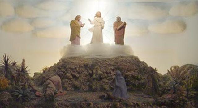 Resultado de imagen para evangelio según san lucas 9 28b 36