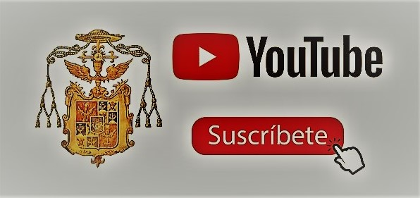 Suscríbete al canal youtube