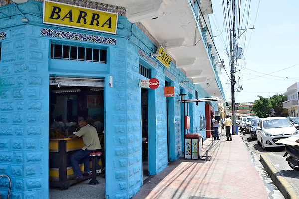 Barra Payan Santo Domingo Restaurant