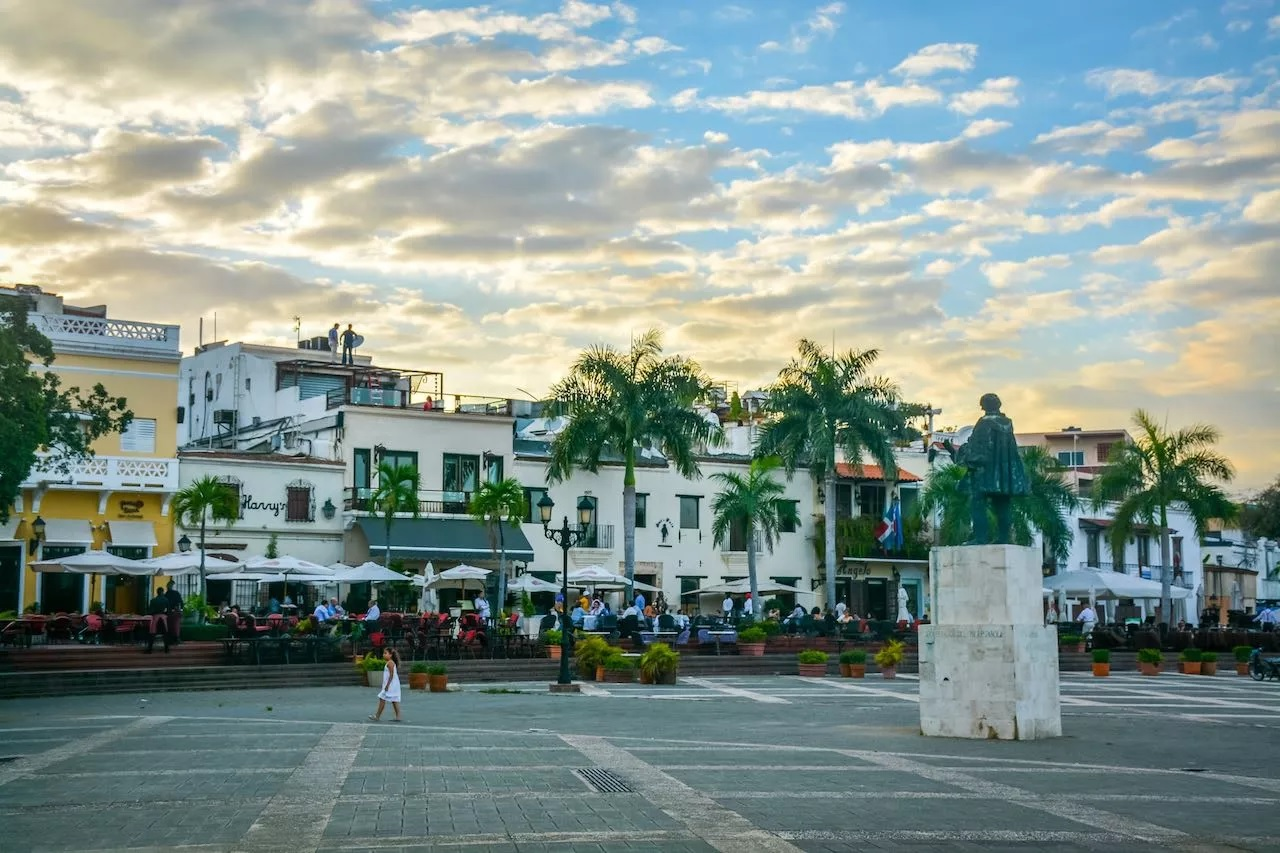 Colonial Zone -Plaza Espana