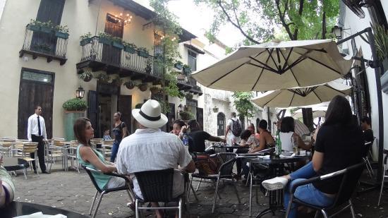 Segefredos Restaurant Colonial Zone