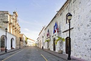 Satno Domingo Tour-Calle Las Damas