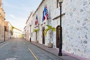 Tour of Santo Domingo-Hostal-Nicolas-de-Ovando