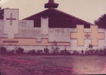 Gereja Katolik St Isidorus Sukorejo sebelum tahun 1997
