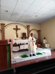 khotbah oleh Rm. Paulus Agung W, SJ