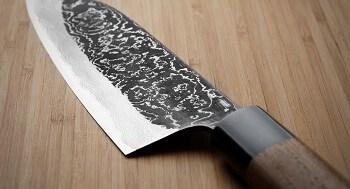Extrem scharfe Messer