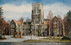 Lehigh University by N. Santoleri