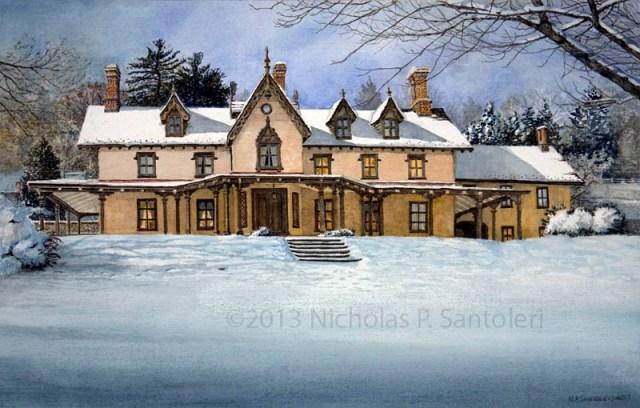 The Grange Estate Santoleri