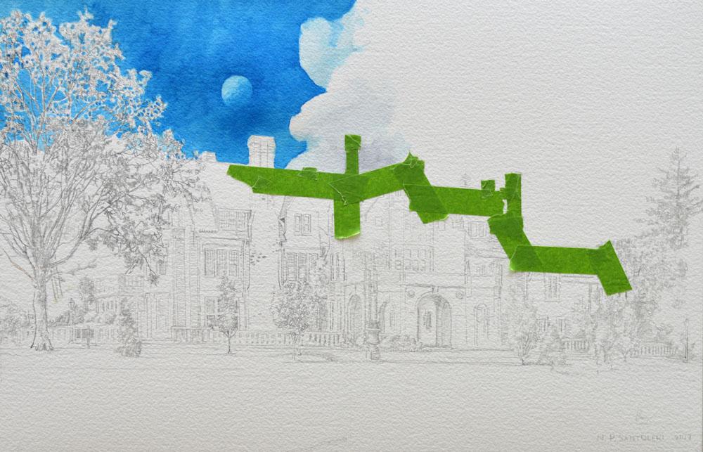 Notre Dame in Progress (2)