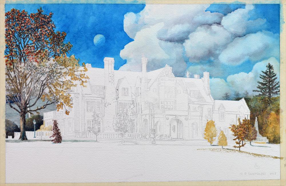 Notre Dame in Progress (4)