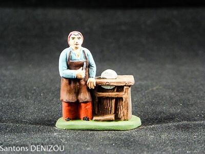 Rémouleur en 4 cm