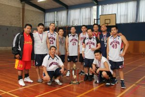 1st Sinulog NZ Basketball Tournament