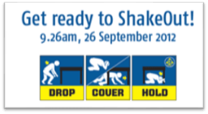 Supporting Local Communities – Get Ready to ShakeOut!