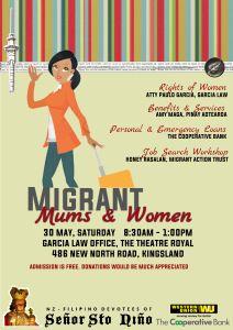 Migrant Mums & Women