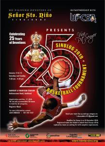 Sinulog NZ 2019 Basketball Tournament