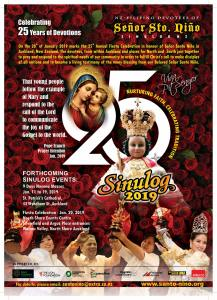 An Invitation to the New Zealand Grand Sinulog 2019 (the 25th Year)