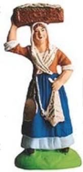 Femme A La Morue (Woman with Cod Fish)