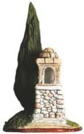 Oratory Cypress No.2