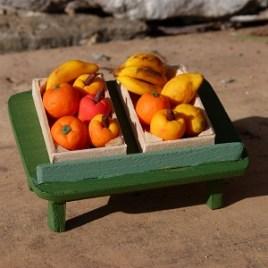 Présentoir fruits