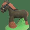 Cheval santons de provence