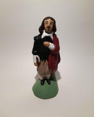 Descartes santons de provence