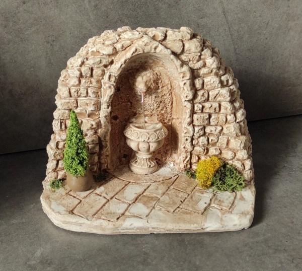fontaine santons de provence