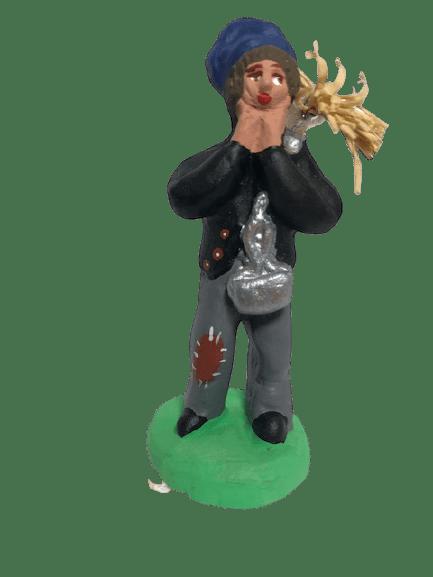 Ramoneur santons de provence