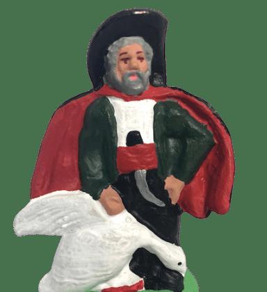 Gitan santons Dusserre