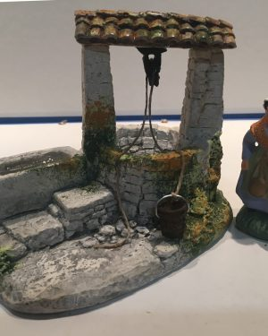 puits santons de provence