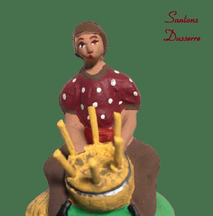 Vannier santons Dusserre