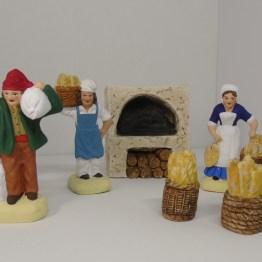 """scène complète """"De la farine au pain"""""""