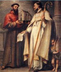 Retrato de San Buenaventura