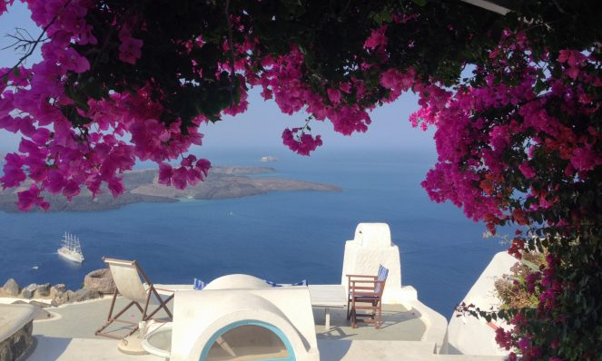 greek islands paros