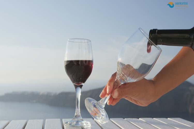 WINE TOURISM IN SANTORINI