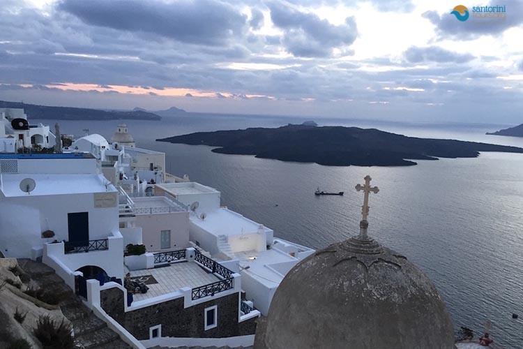 The Best Santorini Tours At Christmas