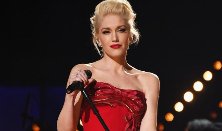 LOS ANGELES, CA - FEBRUARY 08:  Recording Artist Gwen Stefani performs at The 57th Annual GRAMMY Awards at the STAPLES Center on February 8, 2015 in Los Angeles, California.  (Photo by Larry Busacca/Getty Images for NARAS)