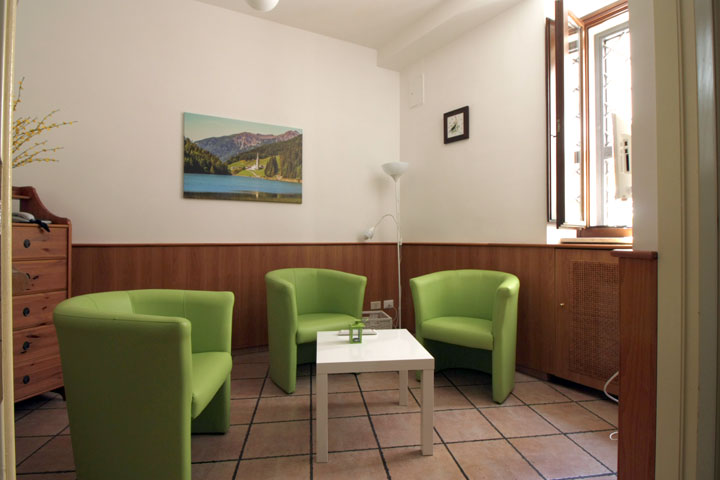 Salottino / Sitting room