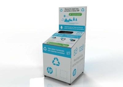 HP Pontos de Coleta