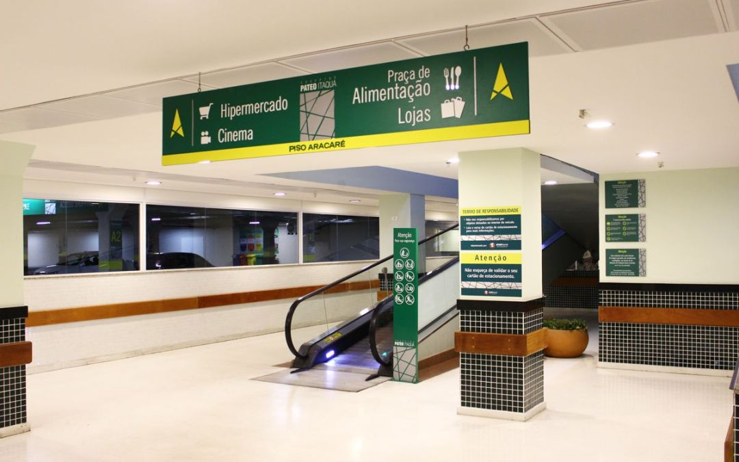 Shopping Pateo Itaquá – Um projeto que une marca e arquitetura