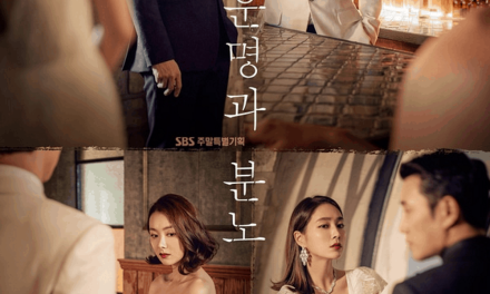 SNACK-SIZED REVIEW FOR Fates & Furies (2018) MINOR SPOILERS!