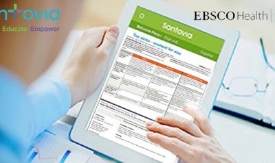 Santovia Now Offering Shared Decision-Making Tools Health Technology Company Partners with EBSCO Health to provide Option Grid™ Decision Aids