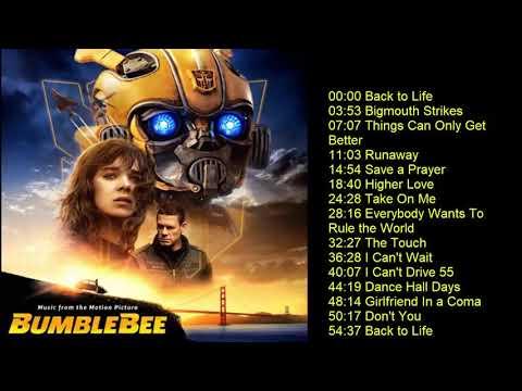 Bumblebee (2018) Ost Soundtrack – Bumblebee オストサウンドトラック