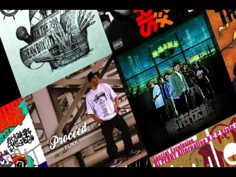 HIPHOP-DL Presents 日本語ラップ MIX CD 「This Time」Mixed by DJ BOLZOI CM動画