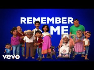 """Miguel – Remember Me (Dúo) (From """"Coco""""/Official Lyric Video) ft. Natalia Lafourcade"""