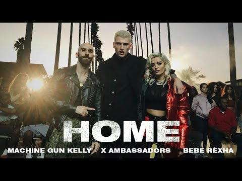 Machine Gun Kelly, X Ambassadors & Bebe Rexha – Home (from Bright: The Album) [Official Video]