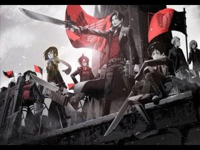 shingeki no kyojin season 2 Original Soundtrack full (ost)