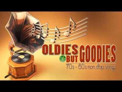 オールディーズ、グッドス70's&80'sノンストップメドレーオールディーズソング