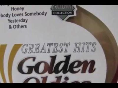 GREATEST HITS  GOLDEN OLDIES   –   FULL ALBUM
